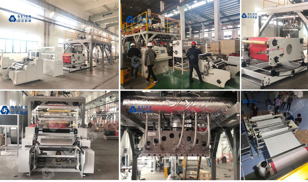 600-2400mm Melt Blown Fabric Machine & Line-melt blown fabric production line manufactory | Beier machinery